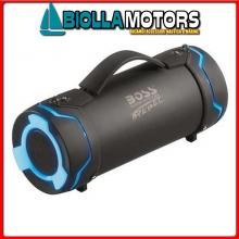 5640140 SPEAKER BOSS MARINE MRBT140 B.TOOTH< Speaker Bluetooth Portatile BOSS Tube