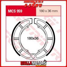 MCS959 GANASCE FRENO POSTERIORE TRW Suzuki VS 600 Intruder 1994-1997 [ORGANICA- ]