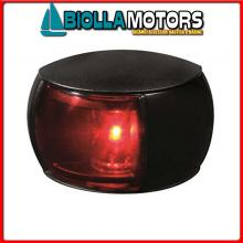 2112750 FANALE LED HELLA 0520 RED BL Fanali Hella Marine NaviLED Compact -B