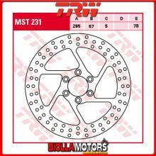 MST231 DISCO FRENO ANTERIORE TRW Suzuki VS 800 GLIntruder 1992-2000 [RIGIDO - ]