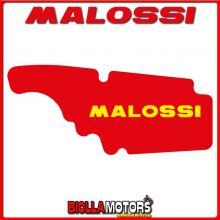 1417227 SPUGNA FILTRO ARIA MALOSSI DERBI BOULEVARD 150 4T (LEADER) RED SPONGE PER FILTRO ORIGINALE -
