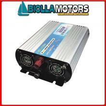 2014310 INVERTER ES100 NVP-1000/12V Inverters ES100 Power 12V-24V > 220V