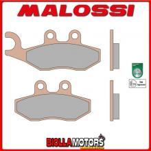 6215013 PASTIGLIE FRENO MALOSSI SYNT GILERA RUNNER SP 50 2T LC 2006-> (C451M) - -
