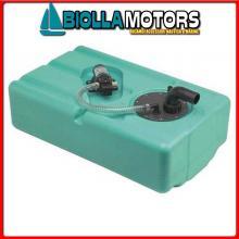 1531245 SERBATOIO ACQUA FLAT 45L Serbatoi Acqua Potabile Green Line Pump Kit