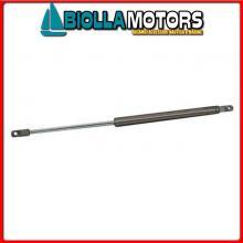 1640155 ATTUATORE INOX L600 40KG< Molle Attuatori a Gas YM Inox