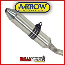 72011TT TERMINALE ARROW OFF-ROAD THUNDER YAMAHA WR 250 R 2008-2011 TITANIO/INOX