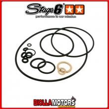 S6-30RT-ET014 SERIE GASKET COMPLETE STAGE6 R/T VHST 24/26/28MM