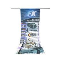 FKWE72 BANDIERA FK - 150 X 400 CM