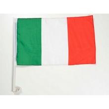 FKWE12007 BANDIERA PER AUTO ITALIA 30X45CM