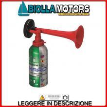 1902011 BOMBOLA 300ML Tromba con Bomboletta Gas Horn TA1