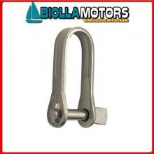 0121563 GRILLO STAMP D5 INOX Grillo Dritto Key Pin