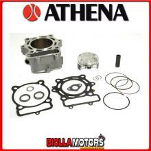 P400220100001 GRUPPO TERMICO 250 cc 76mm standard bore ATHENA HUSQVARNA TE 250 Husqvarna Engine 2003-2005 250CC -