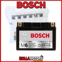 0092M60160 BATTERIA BOSCH YT12A-BS SIGILLATA CON ACIDO YT12ABS MOTO SCOOTER QUAD CROSS