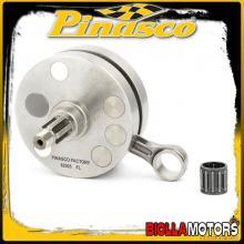 27082005 ALBERO MOTORE PINASCO FACTORY PIAGGIO VESPA PE 200 CORSA 60 MASSE PIENE CALETTATO