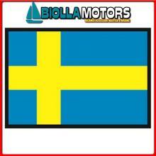 3402220 BANDIERA SVEZIA 20X30CM Bandiera Svezia