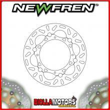 DF5076AF DISCO FRENO ANTERIORE NEWFREN HONDA XLR 250cc R BAJA 1988-1991 FLOTTANTE