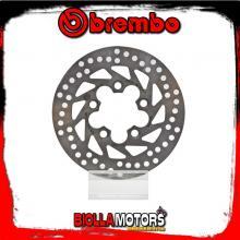 68B40724 DISCO FRENO POSTERIORE BREMBO KYMCO GRAND DINK 2002-2007 125CC FISSO
