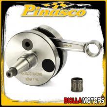 25080904 ALBERO MOTORE PINASCO PIAGGIO VESPA T5 125 CORSA 52 ANTICIPATO