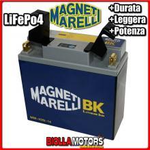 MM-ION-14 BATTERIA LITIO MAGNETI MARELLI 51814 LiFePo4 51814 MOTO SCOOTER QUAD CROSS