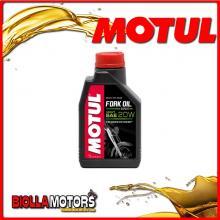105928 1 LITRO OLIO MOTUL FORK OIL EXPERT HEAVY 20W FORCELLA