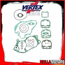 860VG808257 KIT GUARNIZIONI MOTORE VERTEX HONDA CR250R (.040Comp.Head) 1989-1991
