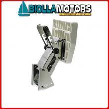 0520725 SUPPORTO MOTORE <25HP VARIABILE INOX Supporto Motore a Pantografo PLV