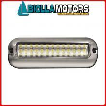 2121318 FARO SUB LED PL SS BLUE< Luce Sottoplancia/Sub LED Pontoon