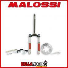 4613086 FORCELLA REGOLABILE MALOSSI F32S GILERA RUNNER 2006