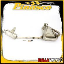25560821 MARMITTA PINASCO LML STAR 125 4T INOX