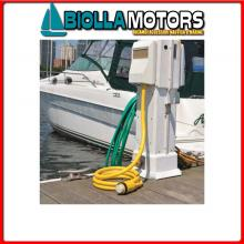 210603650 CAVO SHORE POWER 16A-50MT< Cavi Elettrici Banchina Shore Power