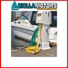 210606350 CAVO SHORE POWER YELLOW 63A-50MT< Cavi Elettrici Banchina Shore Power