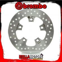 68B407F9 DISCO FRENO ANTERIORE BREMBO KYMCO LIKE 2T 2009- 50CC FISSO