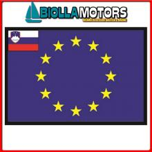 3401620 BANDIERA SLOVENIA UE 20X30CM Bandiera Slovenia UE