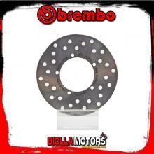 68B40713 DISCO FRENO ANTERIORE BREMBO PIAGGIO ZIP 2000-2004 50CC FISSO