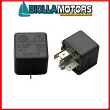 2154131 RELAY 12V 15/30A NERO Interruttore Relè