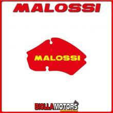 1411421 SPUGNA FILTRO RED SPONGE MALOSSI PIAGGIO ZIP Fast Rider 50 2T