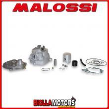 3112199 GRUPPO TERMICO MALOSSI 50CC D.40,3 MBK X-POWER 50 2T LC (MINARELLI AM 6) ALLUMINIO H2O SP.12