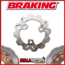 HO17FID DISCO FRENO ANTERIORE SX BRAKING CAGIVA CITY 50cc 1992-1994 WAVE FISSO