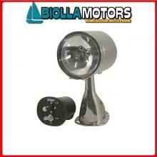 2168116 BULBO Faro Guest S/Steel Remote-Control 400
