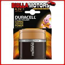 DC4023307 DURACELL DURACELL PLUS POWER, ?4,5 V?, 1 PZ
