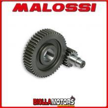 6712194 MALOSSI GILERA NEXUS 125 ie 4T LC euro 3 SECONDARY GEAR HTQ z 17/49