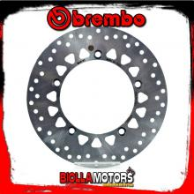 68B407M7 FRONT BRAKE DISC BREMBO HONDA CBR R 2011-2013 125CC FIXED