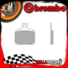 07BB3235 PASTIGLIE FRENO POSTERIORE BREMBO MOTO GUZZI BREVA 750 I.E. 2003-2006 750CC [35 - GENUINE CARBON CERAMIC]