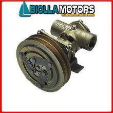 1828120 POMPA PULEGGIA MAGNETIC 200L/M 12V Pompa con Frizione Magnetica Ancor