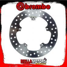68B407L8 DISCO FRENO POSTERIORE BREMBO PEUGEOT METROPOLIS GT 2014- 400CC FISSO