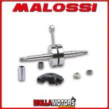5313275 ALBERO MOTORE MALOSSI MHR MBK NITRO 50 2T LC BIELLA 85 - SP. D. 13 CORSA 44 MM -