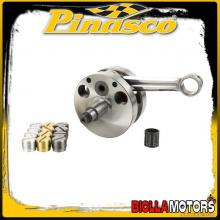 26081951 ALBERO MOTORE PINASCO RACING PIAGGIO VESPA ETS 125 CONO 20 CARTER PINASCO MASSE PIENE CALETTATO