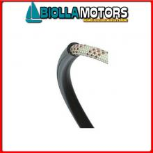 3135120 SPIROLL-MEDIUM BLACK 400MM Protezione per Cime Spiroll