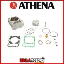 P400210100019 GRUPPO TERMICO 67 ATHENA HONDA CBR R 125 2004-2006 125CC -