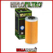 HF611 FILTRO OLIO BMW G450 X 2009-2012 450CC HIFLO